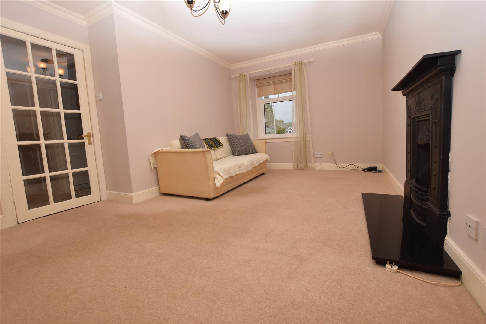 Upper Flat, Rattray House, Stirling Street, Blackford, Auchterarder, Perthshire, PH4 1QA, UK
